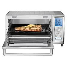 Cuisanart Toaster Oven Cuisinart Chef U0027s Convection Toaster Oven Stainless Steel Tob