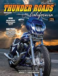thunder roads norcal april 2017 by trmnorcal issuu