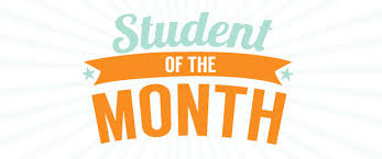 march student of the month leslie middle school