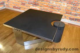 concrete wood table top concrete and wood coffee table large size of coffee wood coffee