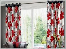 Blue And White Floral Curtains Floral Window Curtains Curtains Ideas