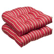 Red Patio Chair Cushions Tips Add Color And Class To Your Patio Using Comfort Sunbrella