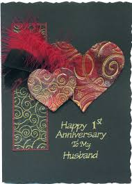 silverwolf cards ist wedding anniversary card