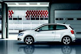 car volkswagen side view the new volkswagen polo gti white side view eurocar news