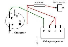 delco remy voltage regulator wiring diagram old delco remy voltage