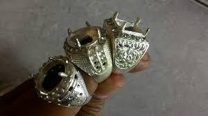 ring cincin alpaka jual emban ring cincin alpaka zicron zircon tretes megumi
