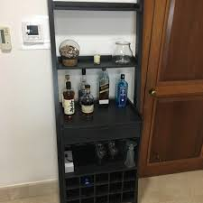 crate and barrel bar table crate barrel bar cabinet furniture tables chairs on carousell