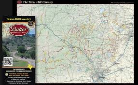 hill country motorcycle roads butler maps