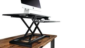 desk sitting standing desk amazon the bekant sit stand desk can