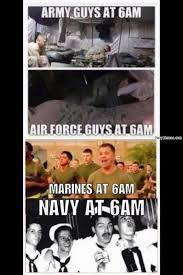 Navy Memes - military pt memes services at the gym 0600 see how the navy