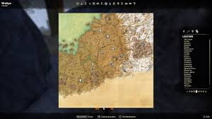 Bal Foyen Treasure Map Orsinium Treasure Map 1 U2014 Elder Scrolls Online