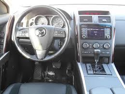 mazda cx9 interior test drive 2014 mazda cx 9 grand touring the daily drive