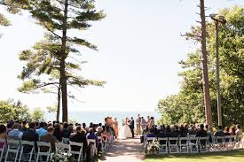 wedding arches michigan classic northern michigan wedding in glen arbor michigan