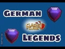 german legends clash of clans event clan cw ck trophy cup