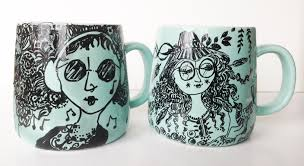 coffee mugs a journey into the magic of creativity