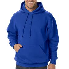 personalized blue generation pullover hoodies bgen9301p