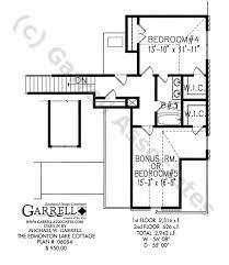Accessible House Plans Edmonton Lake Cottage House Plan Active House Plans