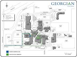 Georgian Floor Plan by Graduation And Convocation Information Georgian College