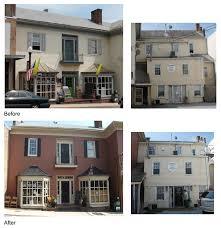 Cornice Repairs Before And After Revitalizingdowntownwaynesboro Org
