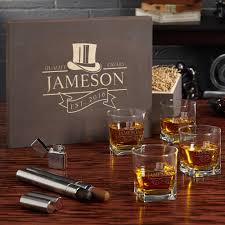 cigar gift set whiskey and cigars whiskey and cigars cigar