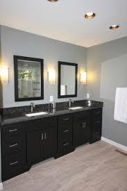 Dark Bathroom Furniture Dark Bath Cabinets By The Bath Remodeling Center Llc