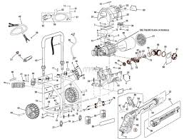 washer homelite ut80522f pressure washer parts diagram for figure