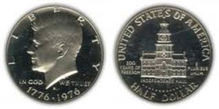 1776 to 1976 quarter dollar dollar kennedy half dollar bicentennial silver issue