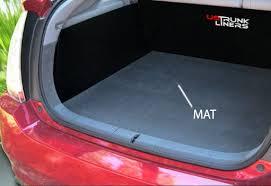 jeep patriot cargo mat trunk cargo liner anti slip mat trunck liners