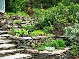Garden Stone Ideas by Retaining Wall Stones Team Galatea Homes Unique Stone