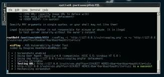 pweb suite perl based web application testing tools