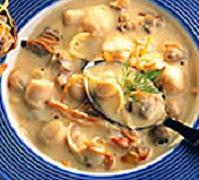 cuisiner le merou recette gnocchi et soupe de mérou