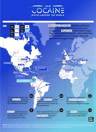 Where Is Greece On The World Map by The Golden Age Of Drug Trafficking How Meth Cocaine And Heroin