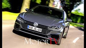 volkswagen arteon r line all new 2018 volkswagen arteon r line u0026 elegance l beauty shots l