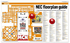 Map Your Route by Nec Show Map Out Your Route With Mcn U0027s Floor Plan Mcn