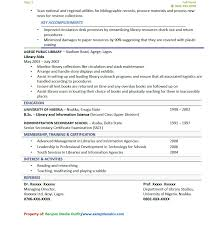 Resume Sample Quantity Surveyor by Nysc Cv Rewrite Offer View Exceptional Cv Samples Here