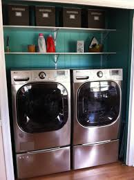laundry room design that u0027s clean as a whistle furnishmyway blog