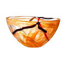 Kosta Boda Atoll Vase Kosta Boda Contrast Bowl Orange Bloomingdales Objects I Love