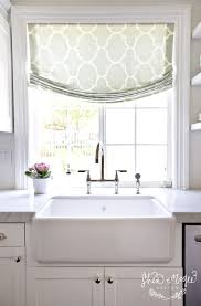 No Sew Roman Shades How To Make - cool flat roman shade pattern and how to make inexpensive no sew