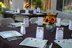 Baby Shower Table - glamorous baby shower table setting ideas 57 in baby shower cakes