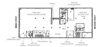 san francisco floor plans san francisco 965 mission street 3rd floor cresa the tenant u0027s