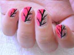 nail art design at home inspiration easy design for nails to do at