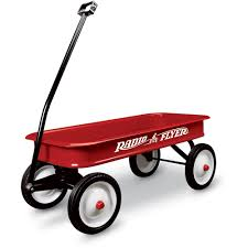 radio flyer classic red wagon walmart com