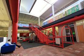youtube offices a good slide isn t hard to find herecomesfun