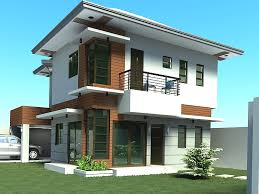 Small Two Storey House Design In The Philippines Homes Zone