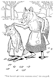 mother west wind peter rabbit free downloadable coloring book from