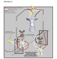 wiring diagram for 2 way light switch to two inside carlplant