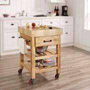 crosley furniture kitchen cart crosley marston island kitchen cart with wood top walmart
