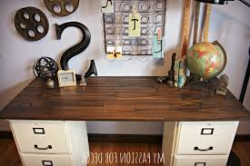 Ikea Reception Desk Hack Desk Under Filing Cabinet Uk Ikea Pertaining To Incredible