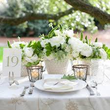 beyond the aisle wedding wednesday spring table number ideas