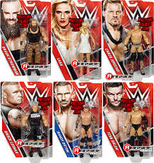 new mattel wwe series 75 now in stock ringside collectibles wwe